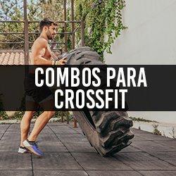 Destinados a praticantes de CrossFit