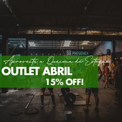 Outlet Abril 15% OFF