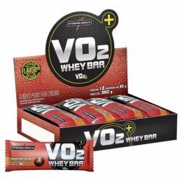 Vo2 Slim Protein Bar Caixa (12 Unidades)