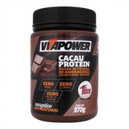 Pasta de Amendoim Cacau Protein (370g)