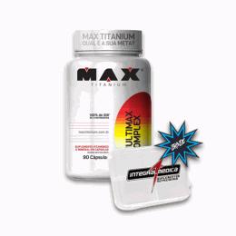 Multimax Complex (90 caps) + Porta Cápsula
