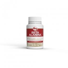 Beta Alanina 120 Caps de 500mg Vitafor