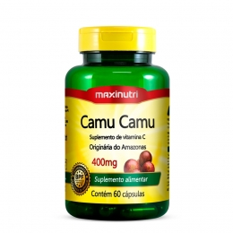 Camu Camu 400mg - Maxnutri
