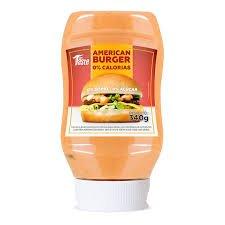 Molho American Burguer (355 ml)