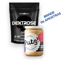 Dextrose + Pasta de Amendoim