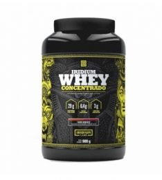 Iridium Whey Concentrado (900g)