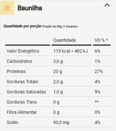 Whey Protein Concentrado Pote (900g) bau